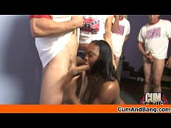 Extreme Orgy Interracial 3