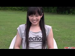 Clip sex Sweet outdoor toy porn for hot Yui Kasugano - More at Pissjp.com