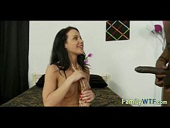 Daughter fucks her black dad 410