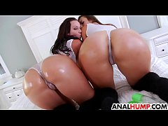 Ass toying fun with Jada Stevens and Kelsi Monroe