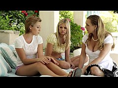 Scarlet Red, Tanya Tate and Bailey Bae at  Mommy's Girl