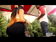 Jayla Foxx Fucks in Xmas Tree Lot