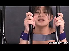 Clip sex Fucking the Asian prisoner in a jail cell with desire
