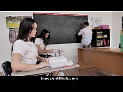InnocentHigh - Horny School Girl Plowed in Plaid Skirt