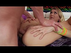 Natalia Starr and her gaping butthole