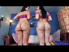 Mandy Muse & Valentina Jewels Big butts & Beyond Bubble Butt Bring Back -Laz Fyre