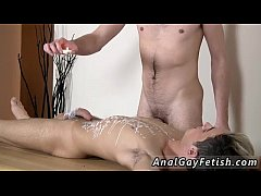 Foot domination gay iranian Brit youngster Oli Jay is tied down to