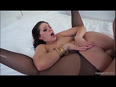 Gracie Glam Is A Big Assed Whore Who Loves Dominating Sex