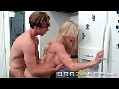 (Brandi Love, Lucas Frost) - Making A Mess On Stepmom - Hot milf - Brazzers