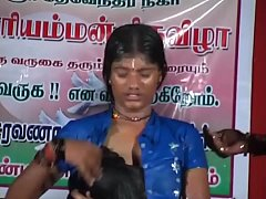 hot and spicy tamil beautiful girls dance