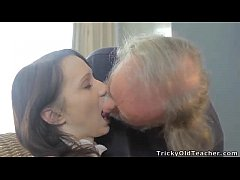 Grandpa Rough Sex With Teen