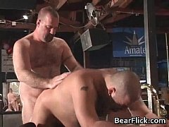 In the club fucking gay bear porn video gay video