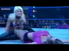Angelina Love vs. Velvet Sky II 3675