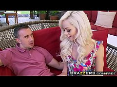 Brazzers - Teens Like It Big - Elsa Jean Keiran Lee - If Dad Wont Help Strangers Will