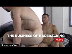 Clip sex Jeremy Spreadums with Reed Jameson at The Business Of Barebacking Part 3 Scene 1 - Trailer preview - Bromo