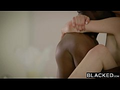 BLACKED First Interracial For Petite Teen Krist...