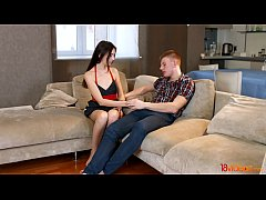 18videoz - Donny and Lily are two horny teens willing to explore all the advantages of sensual casual sex