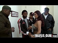 Milfs Like It Black - Door to Door Dick starring  Tiffany Mynx