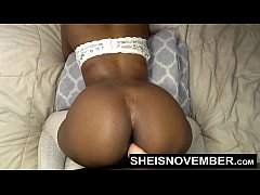 Big Ass Young Black Girl Webcam Model Sheisnovember Fucking Dildo