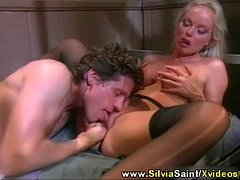 Silvia Saint - Hot pussy made me cum