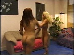 Blonde Brunette Catfight 2\/3