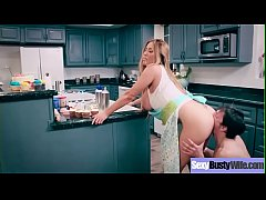 Hardcore Sex Tape With Slut Big Melon Boobs Housewife (Kianna Dior) video-20