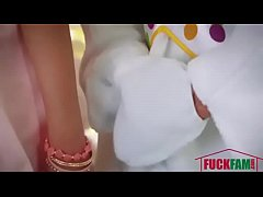 Avi Love In Hot Teen Fucked By Easter Bunny Uncle