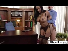 Hard Sex With Big Tits Slut Office Girl (codi b...
