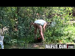 Mofos - Pervs On Patrol - Hippy Chicks Pussy Stretched Out starring Harley Jade