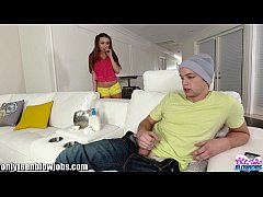 OnlyTeenBlowjobs StepBrother And StepSister Fun
