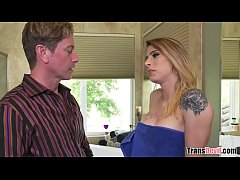 I need that dick baby! - Damien Thorne, Casey Kisses