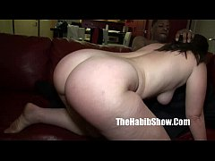 thick white pawg gangbanged by BBC rome and don