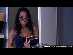 Brazzers - Big Tits at School -  Blowing Dr. Blue scene starring Asa Akira and Mick Blue