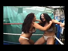 MUST SEE FEMALE and MIXED WESTLING VIDEOS - Volume 1