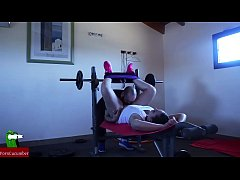 bench press workout ADR00142