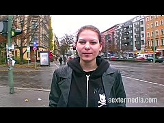 Streetcasting in Deutschland - Good Fuck!!!