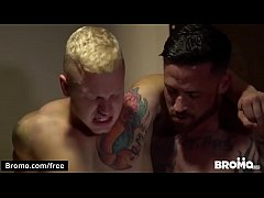 Raw Lock Up Part 1 Scene 1 featuring Jordan Levine and Leo Luckett - BROMO