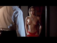 Jaime Pressly Poison Ivy- The New Seduction -red dress strip and sex