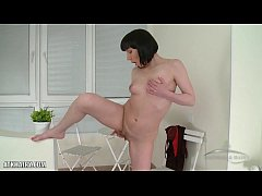 Cherry Despina cums hard just  for you