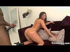 TEENGONZO Horny Abella Danger fucks Lexington Steeles bbc