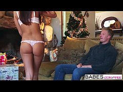 Babes - (Whitney Westgate) and (Steven Lucas) - A Christmas Surprise