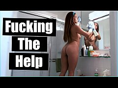BANGBROS - Innocent Latina Maid Isabella Taylor Strips Down And Fucks For More Money