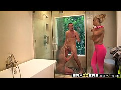 Brazzers Exxtra - (Angela White, Ava Addams, Bridgette B, Keiran Lee) - Chasing That Big D - Trailer preview