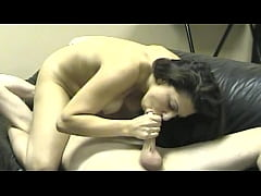she s great at giving head