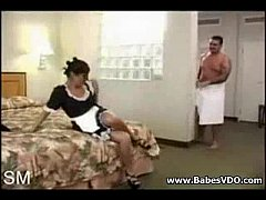 Milf Maid Clean Sheets