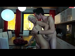 Nadja Summer - Sex in the Kitchen