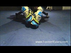 Fostter Riviera - Feet play and Sneaker