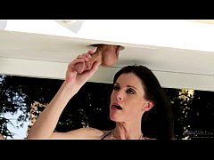 Cuckolding wife on the milking table - India Summer, Ryan McLane, Robby Echo