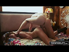 TEENFIDELITY Creampie Loving Cowgirl Raylin Ann