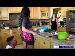 Busty Horny Wife (ariella ferrera) Love Hard Sex On Tape video-03